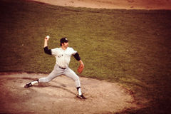Jim Catfish Hunter  Stock Photo