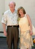 Jim Davis och Jill Davis royaltyfri fotografi