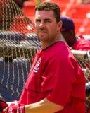 Jim Edmonds St Louis Cardinals Arkivfoto