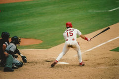 Jim Edmonds St. Louis Cardinals Royalty Free Stock Photo