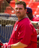 Jim Edmonds, St. Louis Cardinals Stock Photo