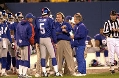 Jim Fassel Immagine Stock