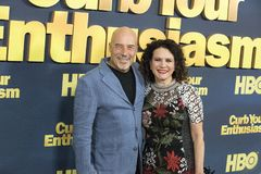 Jim Harder et Susie Essman Photos stock