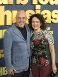 Jim Harder and Susie Essman Royalty Free Stock Photo