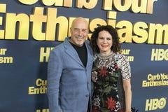 Jim Harder y Susie Essman Fotos de archivo