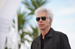 Jim Jarmusch attends the photocall royalty free stock images