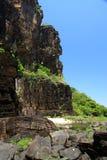 Jim Jim Falls, parc national de Kakadu, Australie Photo stock