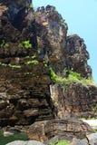 Jim Jim Falls, parco nazionale di Kakadu, Australia Immagini Stock Libere da Diritti