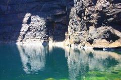 Jim Jim Falls, parque nacional de Kakadu, Austrália Fotografia de Stock