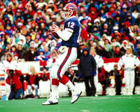 Jim Kelly Buffalo Bills Stock Images