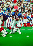 Jim Kelly Buffalo Bills QB Stock Photography