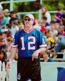 Jim Kelly Buffalo Bills QB Stock Photos