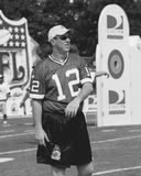Jim Kelly. NFL QB Challenge contestant, Jim Kelly. (Image taken from color slide Stock Photos