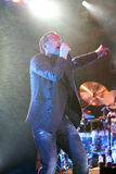 Jim Kerr of Simple Minds, live concert Royalty Free Stock Photography
