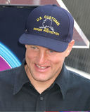 Jim Ladd, Woody Harrelson Stock Image