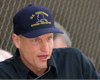 Jim Ladd, Woody Harrelson Stock Photography