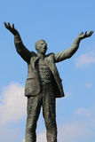 Jim Larkin - statue of historical figure Royalty Free Stock Image