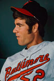 Jim Palmer Baltimore Orioles Royalty Free Stock Photos