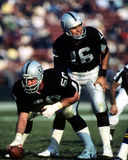 Jim Plunkett Stock Photo