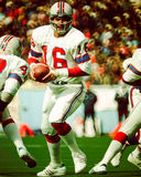 Jim Plunkett New England Patriots Royalty Free Stock Photos