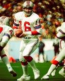 Jim Plunkett New England Patriots Royalty Free Stock Photos