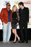 Jim Sturgess, Kate Bosworth lizenzfreies stockfoto