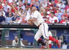 jim thome Royaltyfria Foton