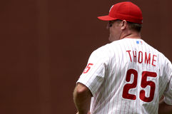 JIm Thome Stock Image