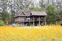 Jim Thompson Farm, Thailand. royalty free stock photos