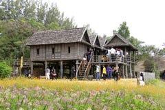 Jim Thompson Farm, Thailand. royalty free stock photo