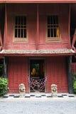 Jim Thompson House Stockbilder