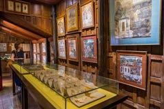 Jim Thompson Museum in Bangkok, Thailand Royalty Free Stock Photos