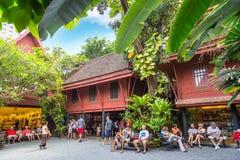 Jim Thompson Museum in Bangkok, Thailand Royalty Free Stock Images