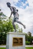 Jim Thorpe Discus Statue στοκ εικόνες
