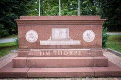 Free Jim Thorpe Grave Memorial Royalty Free Stock Photos - 83216578