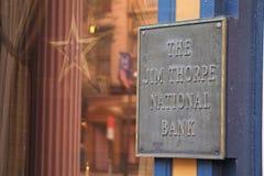 Jim Thorpe National Bank, Pennsylvania, August 2019