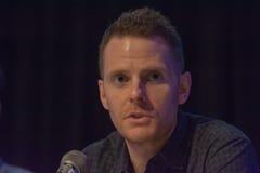 Jim Willson, Directeur, Immersive-Producten & VR Samsung Eletronic Stock Foto