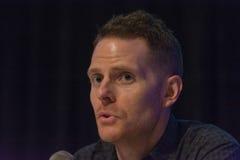 Jim Willson, Directeur, Immersive-Producten & VR Samsung Eletronic Stock Foto's