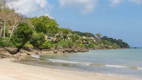 Jimbaran Beach in Bali Stock Photography