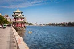 Jimei провинции Фуцзяня города Xiamen Китая Стоковые Изображения RF