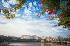 Jimei провинции Фуцзяня города Xiamen Китая Стоковая Фотография