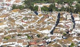 Jimena de la Frontera, Cadiz, Spain Stock Images