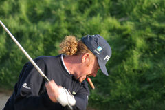Jimenez, World Golf Cup, Vilamoura, 2005 Royalty Free Stock Photo