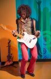 Jimi Hendrix Stock Foto's