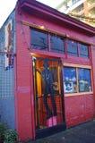 Jimi Hendrix Shrine Stock Images