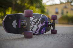Jimi Skateboard foto de stock royalty free
