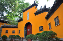 Jiming Temple, Nanjing Stock Photos