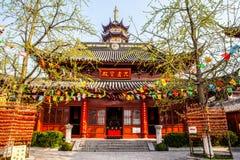 Jiming Temple in Nanjing Stock Photos