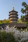 Jiming Temple, Nanjing Stock Photo