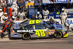 jimmie johnson Photo libre de droits